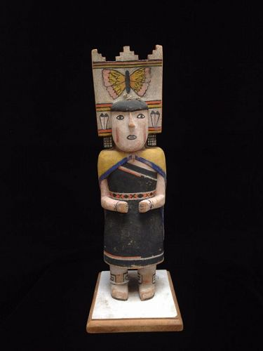 Hopi Butterfly Dance Figure
