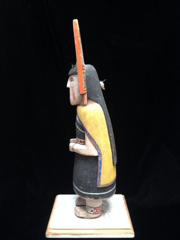 Hopi Butterfly Dance Figure
