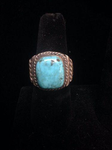 Men's Navajo Ring