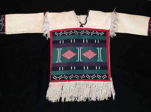 Rare Hopi Ceremonial Shirt