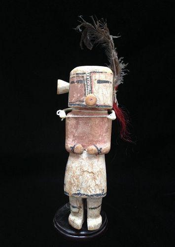 Hopi Polychrome Katsina Doll Malo Katsina