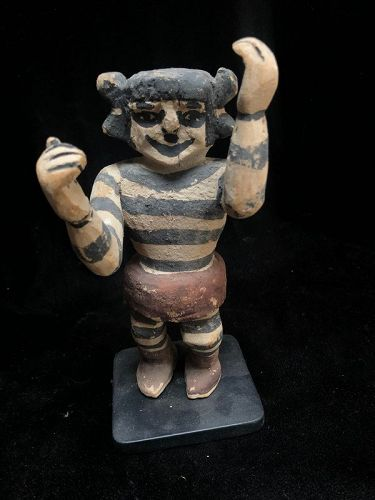 Hopi Koshare or Clown Katsina