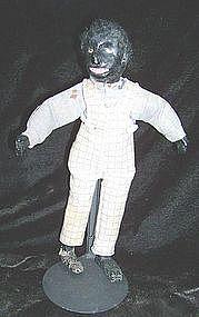 c. 1880-1890 Black Americana Doll