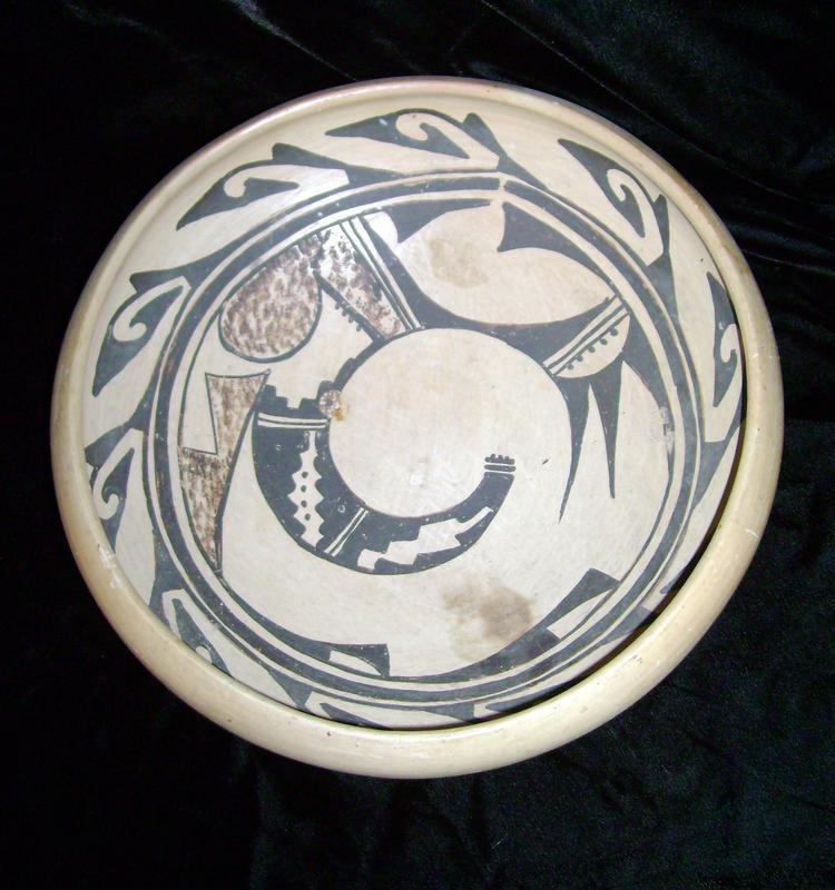 Hopi Pottery Vessel