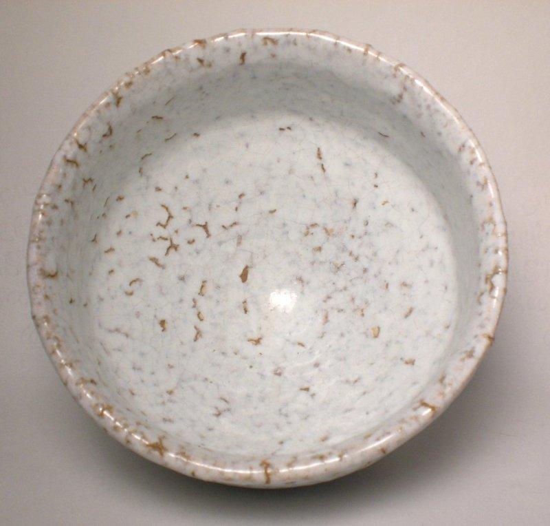 Oburi Shiro-Hagi Chawan