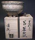 LOQUAT STYLE HAGI CHAWAN BY YAMANAE SEIGAN