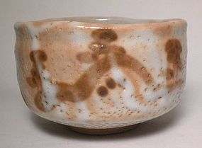 ROBUST E-SHINO CHAWAN BY YAICHIRO