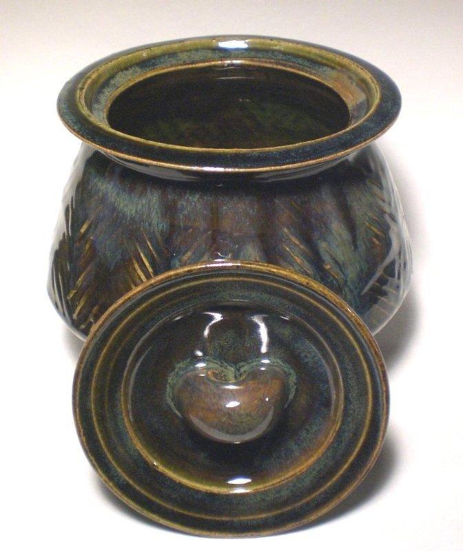 ORIBE & IRON ASH PADDLED WATER JAR