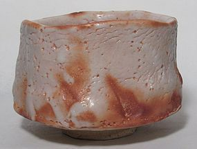 CLASSIC EXHIBITION SHINO CHAWAN BY TAMAOKI YASUO