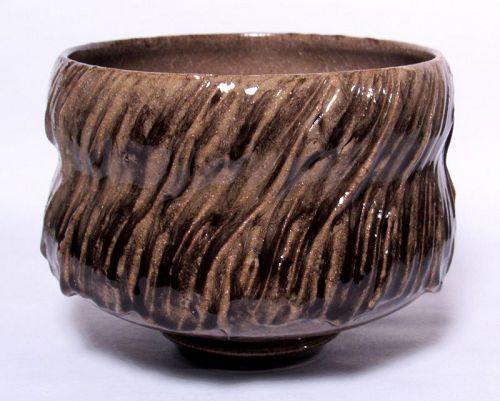DRIFTED IRON KUSHIME TEABOWL (tb1182)