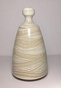 Hakame Style Bottle/Vase