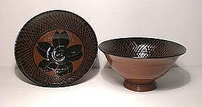 Terra CottaTebori Bowl Set