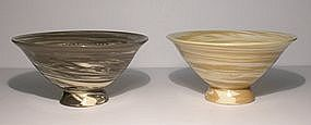 Jovian Storms Neriage Bowl Set