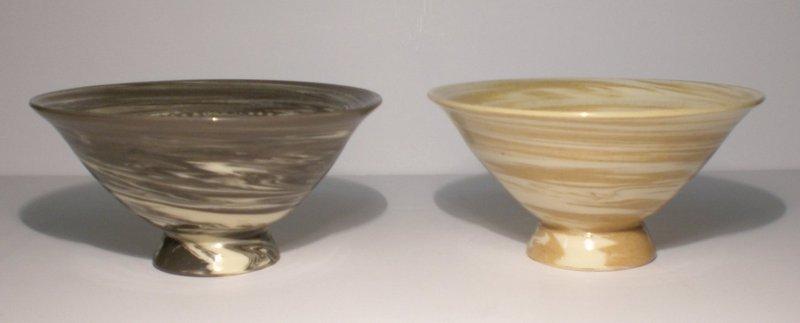 Jovian Storms Neriage Bowl Set