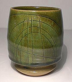 Medieval Galena Style Yunomi