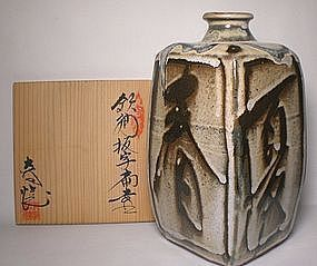 Yano Shin-ichi Otani-gama Henko Bottle/Vase