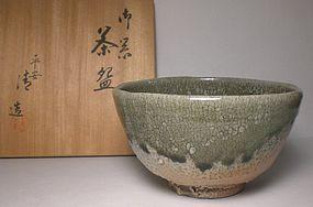 HEIAN SEIJIRO BOXED HAIYU-SHINO CHAWAN