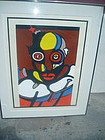 Puerto Rican Serigraph Sgnd Dated Edition
