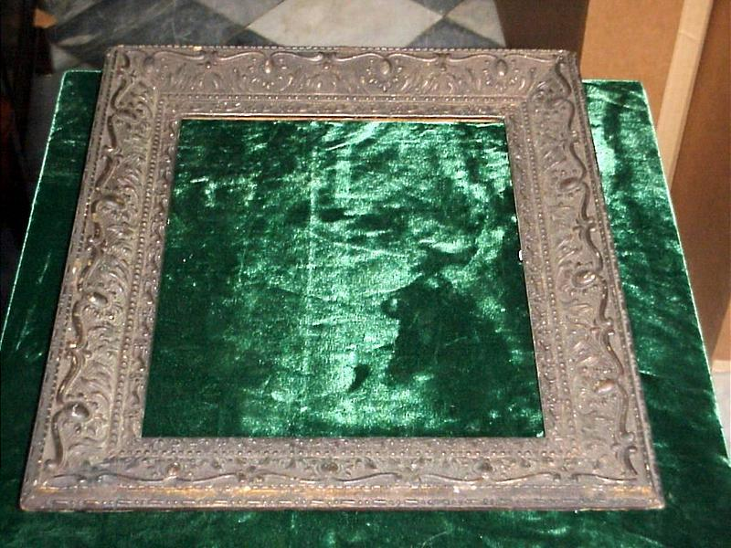 Ornate 19thc European Frame-1880s