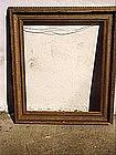 American Antique Frame -ca 1890s-Gold Leaf