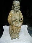 19thc Carved Spanish Colonial Santo Jesus Christ