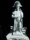 Italian White Porcelain Standing Napoleon ca 1900
