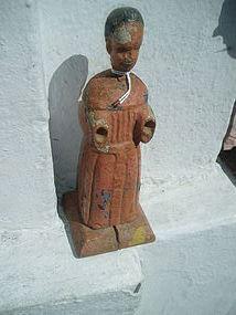 Puerto Rican Santo St Anthony 19tc Soto