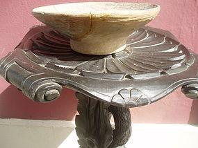 Pre Columbian Taino Tribe  Bowl Puerto Rican