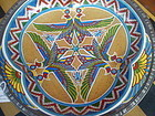 Fantastic Egyptian Revival King TuT Plate 1920s
