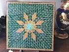 Syrian Islamic Mosaic Geometric Ceramic Tile