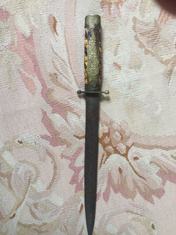 Chinese Republic Military Dagger