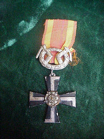 Finnish Medal -Decoration-1918