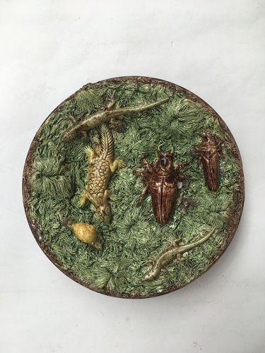 Decorative seramic plate