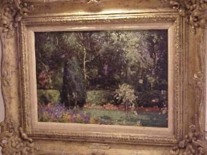 Painting- English-Mostyn-listed-signed