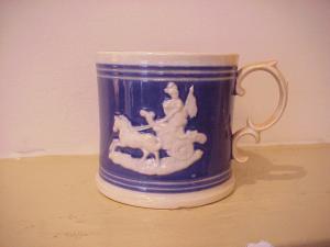 Cider mug, Staffordshire