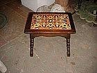 Oak table, English