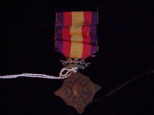 Medal, Spanish - Centenario arts de Gerona