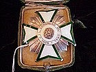 Staff Badge, Dominican Republic