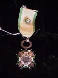 Medal, Dominican Republic