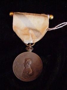 Spanish Medal, Centenario Independencia