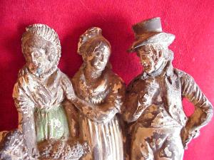 Figural group, 18th Century French