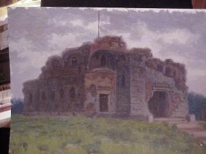 Brest Citadel by Koval