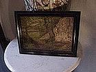 Woodlands English  1910 Listed  Artist