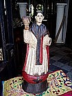 Carved Filippino Santo St Vincent Ferrar  1900