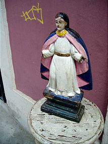 Puerto  Rican Santo   Santa Rosa