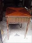 Mahogany Handkerchief Game table-1910
