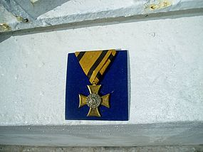 19thc Austro-Hungarian Military Decoration
