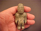 Olmec Standing Jade Figure 1200-600BC w/video