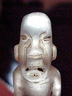 Olmec Quartz Cache Dagger w/video COA