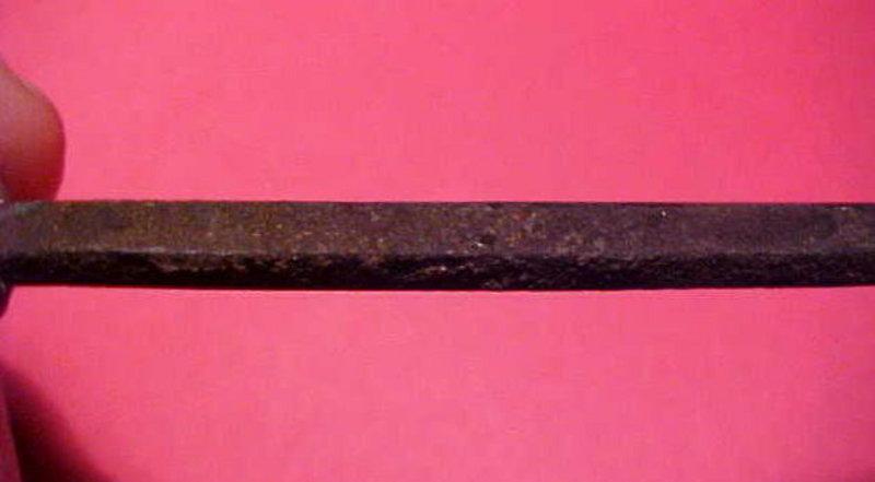 Very Rare Copper Awl C1250AD Ex. Dr. Heflin w/video